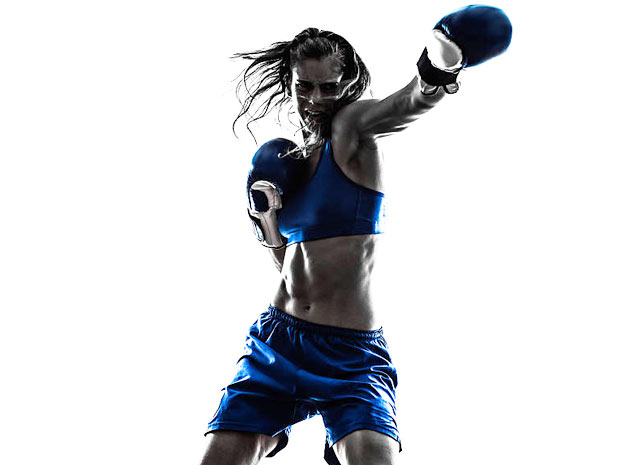 cardio kick boxing